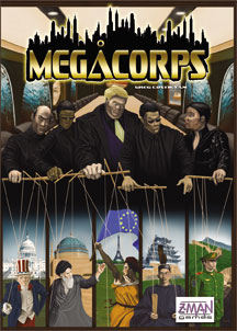 Megacorps box cover